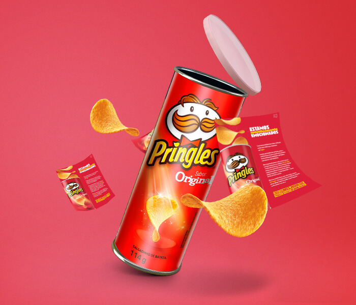 EVERYTHING IS BETTER WITH PRINGLES.